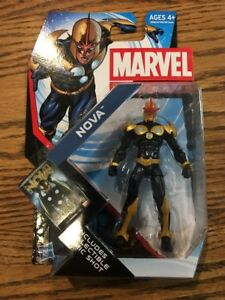 MARVEL UNIVERSE NOVA ACTION FIGURE SERIES 4