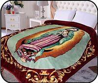 Hiyoko Virgin Mary Mink Blanket Throw Bedspread Comforter Coverlet 90 X 75