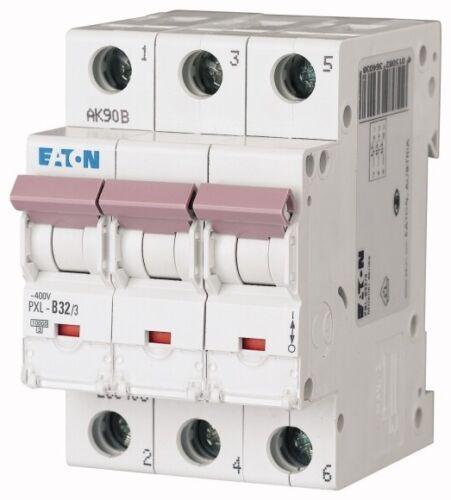 Eaton Moeller Leitungsschutzschalter LS Schalter PXL-B32//3 32A B32 236403 3 poli