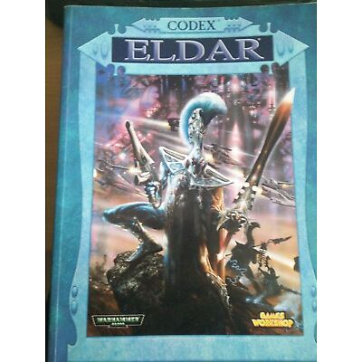 Warhammer 40k - Eldar Codex