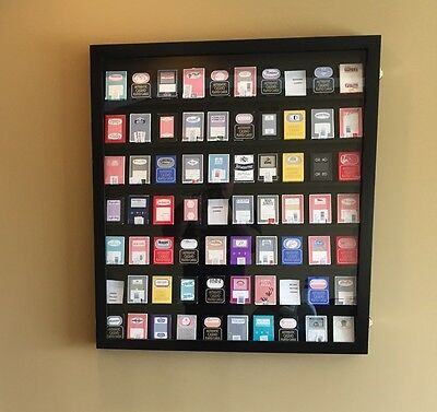 Card Deck Display Case for Decks of Cards / Playing Card Deck Display Case