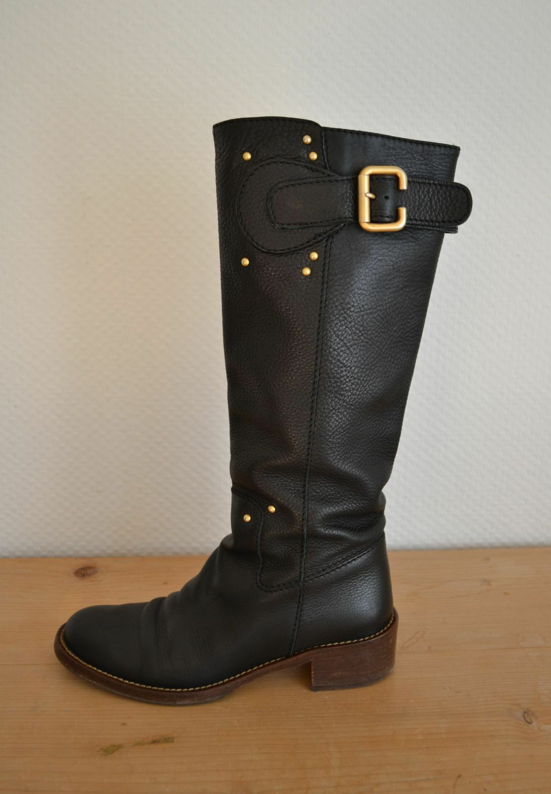 GHIMOS Stivali da Donna Stivali Tg. 38 (Made in Italy) - come nuovo
