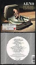 "ARNO ""Future Vintage"" (CD Digipack) 2000 NEUF"