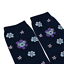 BT21-Character-Flower-Mid-Socks-2-pairs-Set-7types-Official-K-POP-Authentic-MD miniature 16