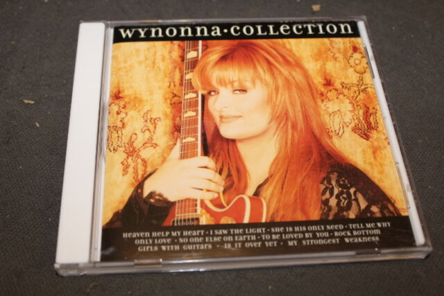 CD Country Wynonna Judd collection toller Zustand
