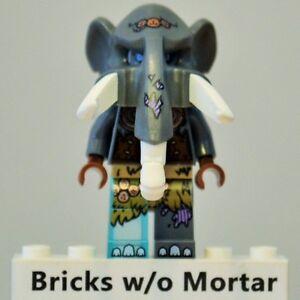 New Genuine LEGO Rinona Rhinoceros Minifig Legends of Chima 70226