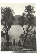 isola comacina lago di como vecchia cartolina 65022