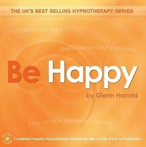 BE-HAPPY-GLENN-HARROLD-AUDIO-BOOK-HYPNOSIS-CD-NEW