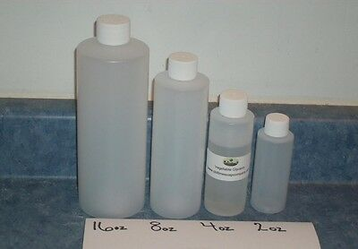Vegetable Glycerin 4 oz Bottle
