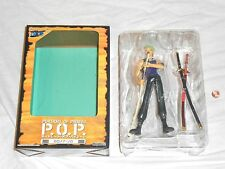 "NEW One Piece RORONOA ZORO Portrait of Pirates POP Action Figure Toy 8"" Japan"
