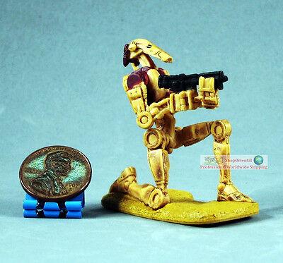 Hasbro Star Wars 1:32 Soldier Action Figure Phantom Menace B1 BATTLE DROID S75