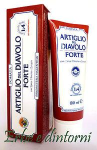 artiglio del diavolo forte pomata  Erboristeria Magentina ARTIGLIO DEL DIAVOLO FORTE Pomata Spirea ...