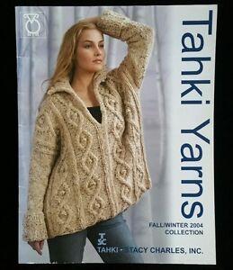 Filatura-Di-Crosa-Retired-Fall-Winter-Collection-Retired-2004-Tahki-Patterns