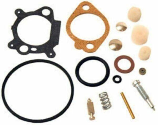 Briggs /& Stratton  OEM NOS 398183 Gasket Set Carburetor 498260 498261 493762