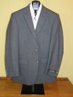 Jos A Bank Classic Collection Grey Pattern 2 Button Jacket 42 L Regular Fit