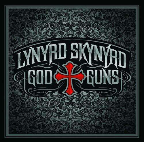 LYNYRD SKYNYRD God /& Guns BANNER HUGE 4X4 Ft Fabric Poster Flag Tapestry Flag