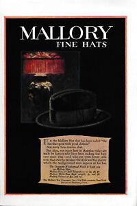 1919-Mallory-Fine-Hats-Weatherproof-Stylish-Beech-Nut-Jams-Jellies-Exquisite