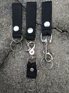 Ghostbusters Leather Key Fobs