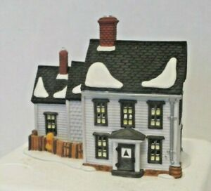 Dept 56 ~Heritage Village Collection ~ AMISH FAMILY ~ Handpainted ~ Very NICE