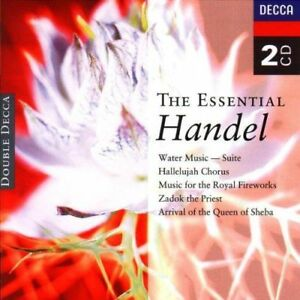 "Handel - ""the Essential""               Df2 NEW CD"