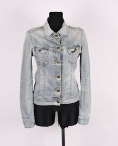 Lee Slim Rider Giacca in Jeans Donna