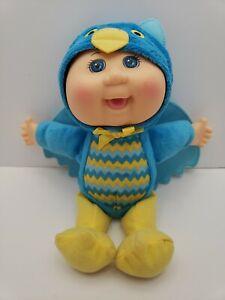 CPK-Cabbage-Patch-Kids-Cuties-10-034-Blue-Bird-Thumbsucker-ForestFriends-Archer-Owl