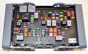 gm oem fuse relay-junction block 19210438 | ebay 2001 ford windstar fuse box index gm fuse block index #3