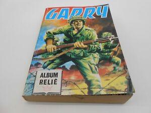 GARRY-ALBUM-N-89-MENSUEL-433-436-IMPERIA-1984-DEDICACE-ET-SIGNATURE-MOLINARI