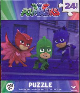 Pj Masks 24 Piece Jigsaw Puzzle