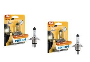 2x-Philips-H4-Motorrad-Lampe-Vision-Moto-30-mehr-Licht