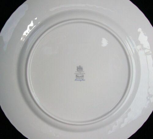 "Paragon Fine Bone China Morning Rose Dinner Plate 10 3//4/"" Gray Backstamp"