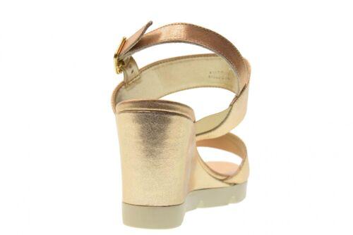 Sandales B606 Or Pour Flexx The 38 Compensées Femme P18 Julielot XRrnqXO