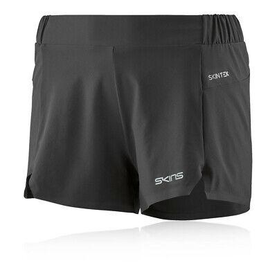 Skins Womens Activewear Nora Womens Run Shorts Shorts