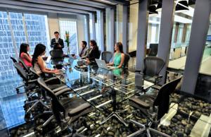 Oficina En Renta En Centro De Negocios En Mapfre Para 20 Personas (m2o259)