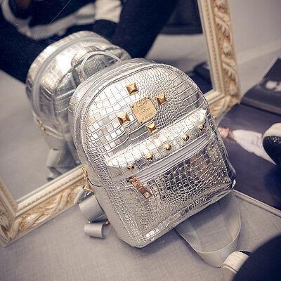 Fashion Women's Backpack Travel Handbag Satchel Rucksack Shoulder School Bag
