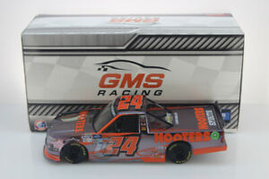 CHASE-ELLIOTT-24-2020-HOOTERS-COLOR-CHROME-1-24-SCALE-NEW-FREE-SHIPPING