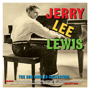 Jerry-Lee-Lewis-The-Sun-Singles-Collection-Best-Of-Greatest-Hits-2CD-NEW