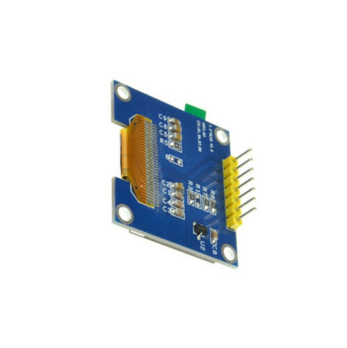 """1PCS 1.3/"""" Blue SPI Serial 128x64 OLED LCD Display Screen Module For Arduino CA"""