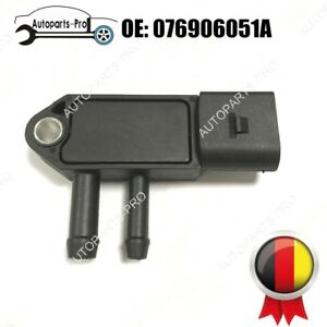 076906051A-Orig-Audi-VW-Seat-Skoda-Differenzdrucksensor-Abgasdrucksensor-DPF-Neu