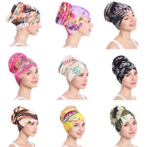 Women-Muslim-Stretch-Turban-Hats-Chemo-Cap-Hair-Loss-Head-Scarf-Wrap-Cover-Hijab