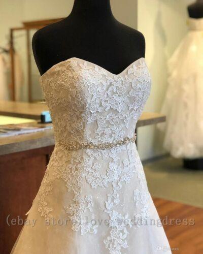Plus2-26W Elegant Garden Wedding Dresses Vintage Sweetheart Applique Bridal Gown