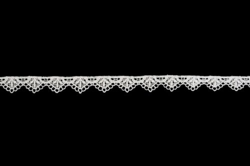 3//4 Inches Small Ivory Vintage Venise Lace Trim Sold DIY sewing notions By Yard