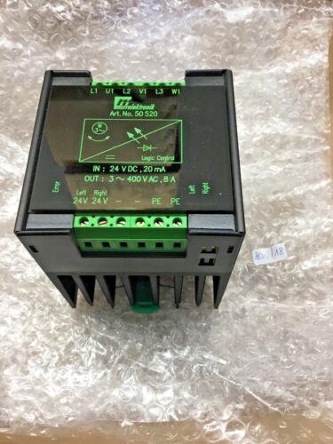 Murrelektronik  50520  Murr elektronik 50 520                            801//18