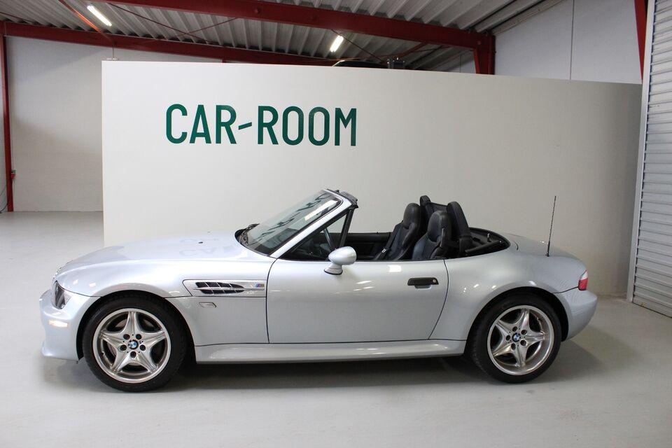 BMW Z3 3,2 M Roadster Benzin modelår 1998 km 19000 ABS airbag