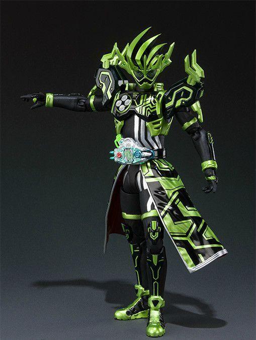 S.H.Figuarts Masked Kamen Rider EX-AID CRONUS CHRONICLE GAMER Figure BANDAI NEW