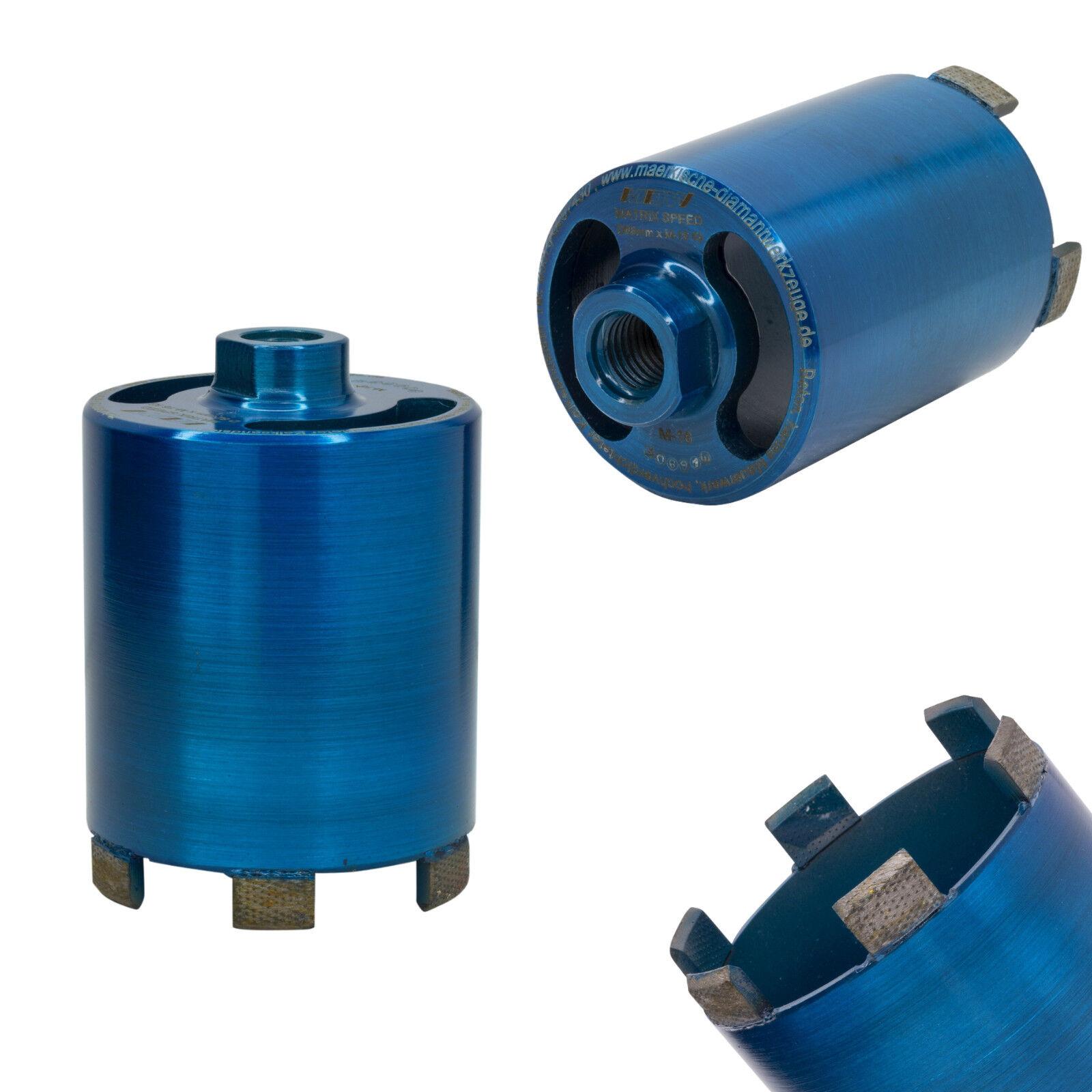 Laser Diamant Dosensenker Dosenbohrer 68 82 o. Staubabsaugung M16 M18 SDS NL80mm
