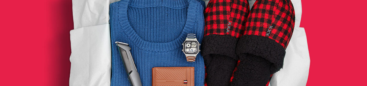 Shop Event Just Like Him: the Total Package Watches and more under $50.