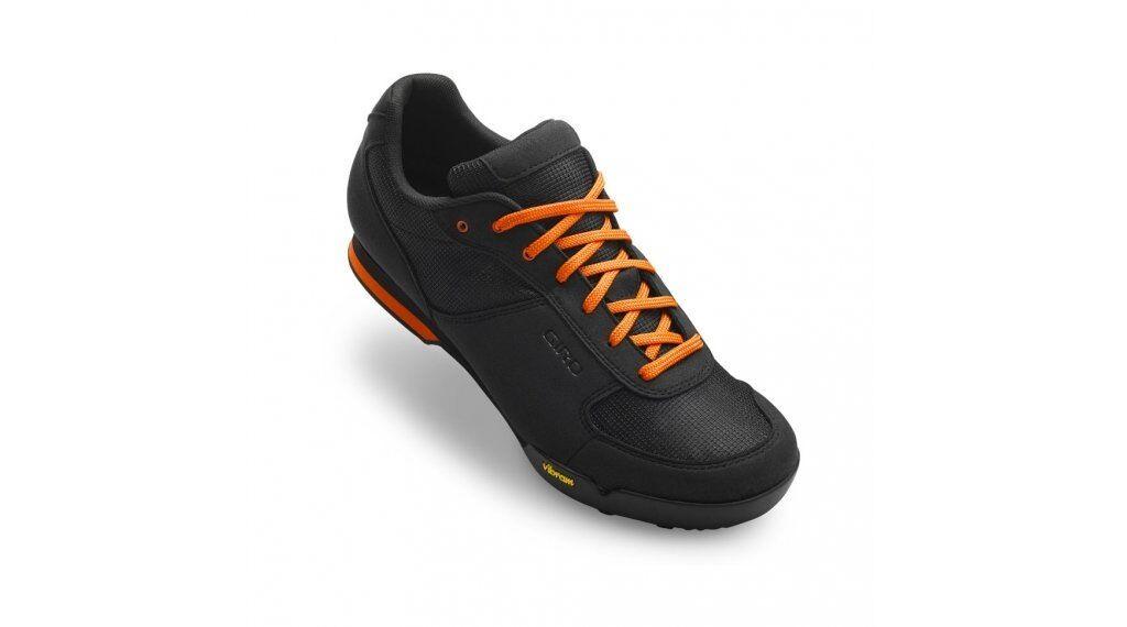 zapatos CICLISMO GIRO RUMBLE RUMBLE RUMBLE VR 2015 Color negro rojo 40c382