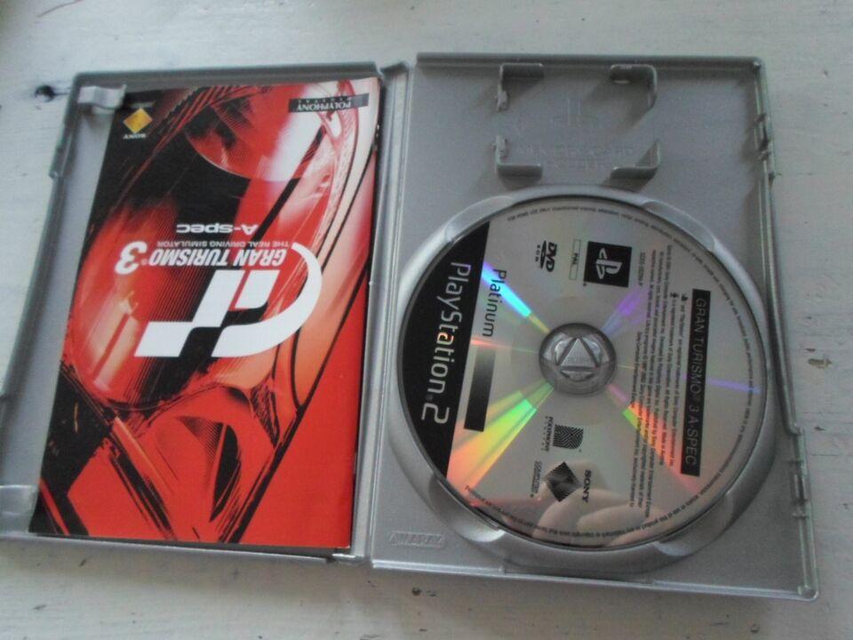 gran Turismo 3, PS2