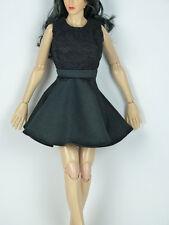 1/6 Cy Girl, ZC, TTL, Hot Toys, Kumik, Phicen & NT - Female Black Party Dress